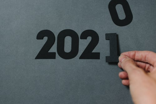 2020 black tiles being replaced by 2021